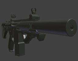 AR highpoly 3D model