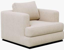 3D Eichholtz Chair Hallandale