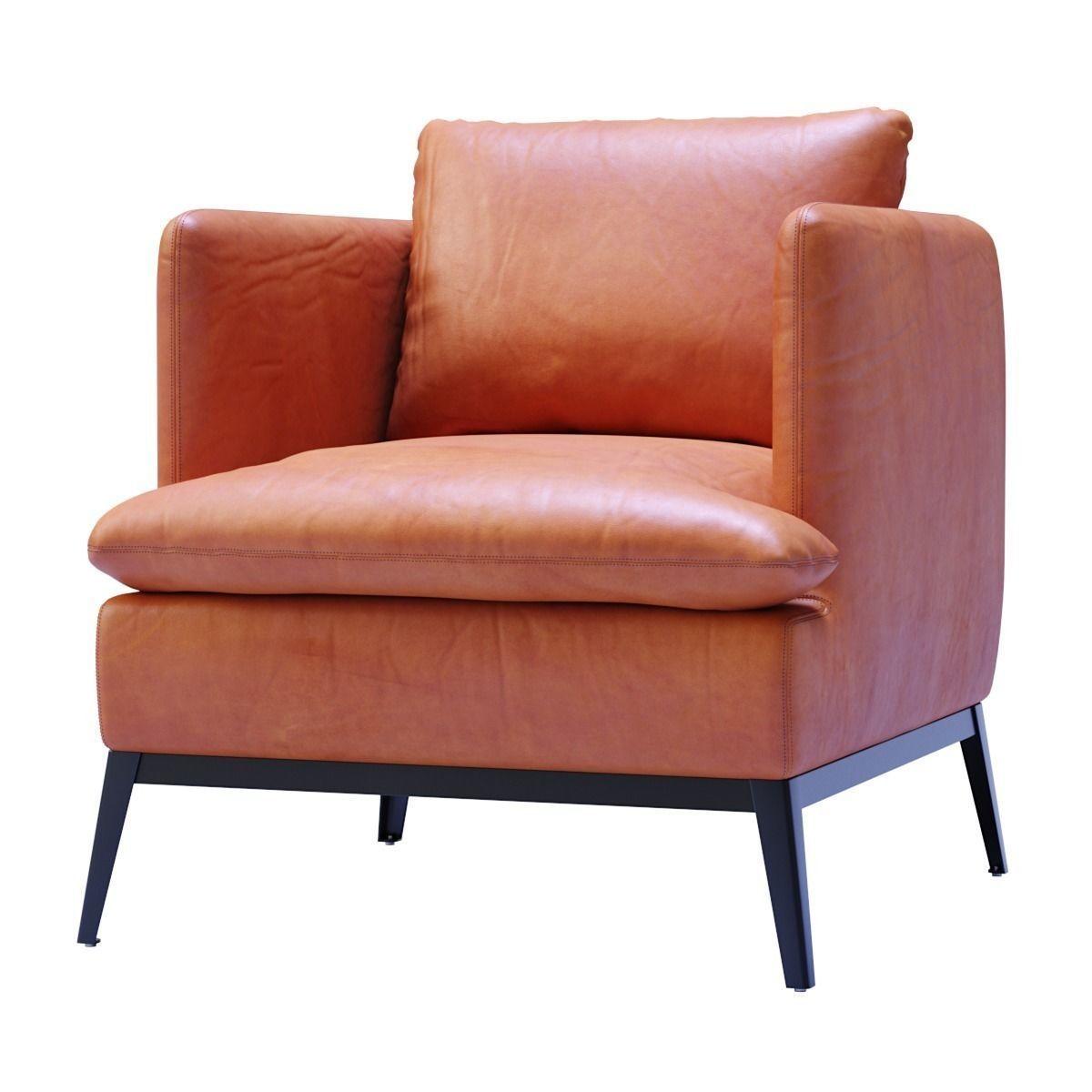 Remarkable Lewis Classic Leather Chair Cognac 3D Model Creativecarmelina Interior Chair Design Creativecarmelinacom