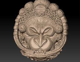 furnishing monkey 3D model