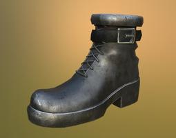 Army Boots 3D asset