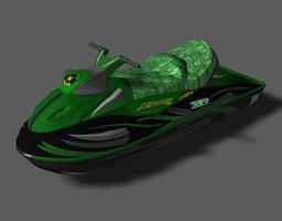realtime Jet Ski 3D