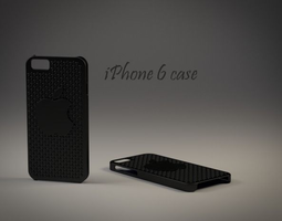 iphone 6 case 3D printable model