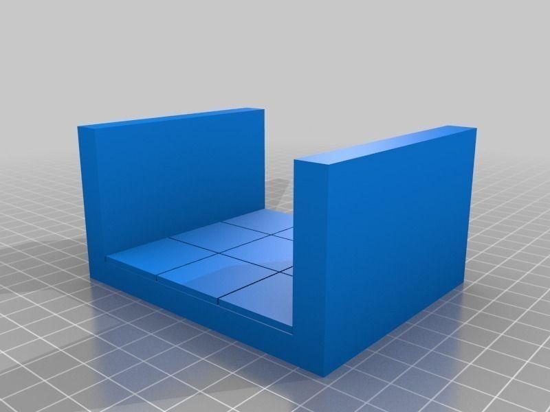 Openforge Smooth Edge Corridor Free 3d Model 3d Printable