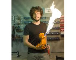 Fire Breathing Charmender 3D print model