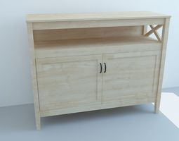 3D buffet furniture