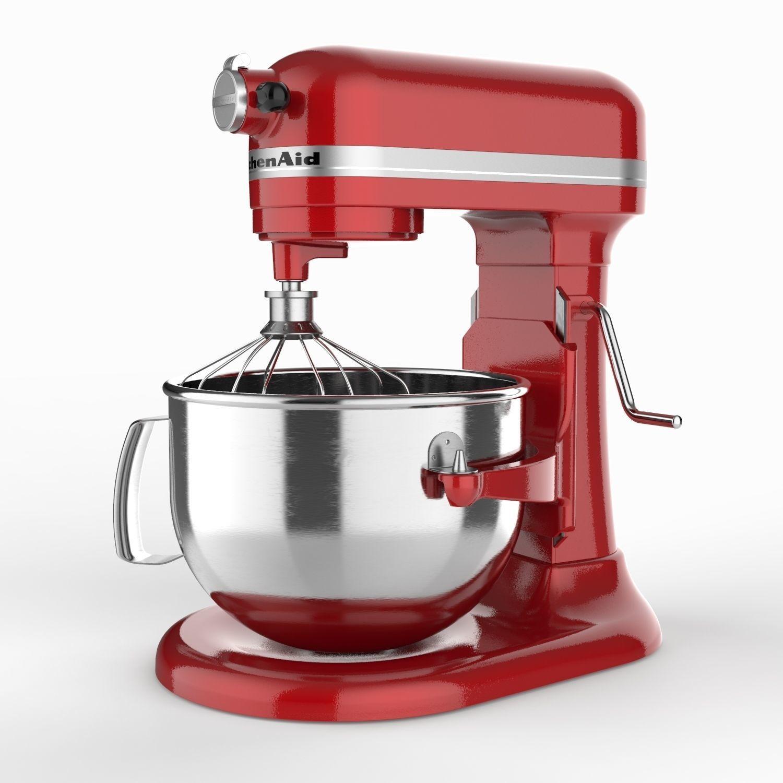 3D KitchenAid Stand Mixer | CGTrader