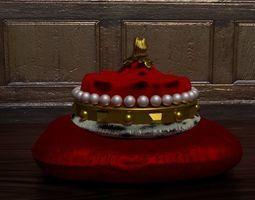 Viscounts coronet 3D