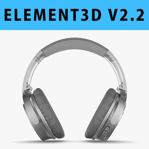 e3d - bose quietcomfort 35 wireless headphones 3d model max obj mtl c4d 1