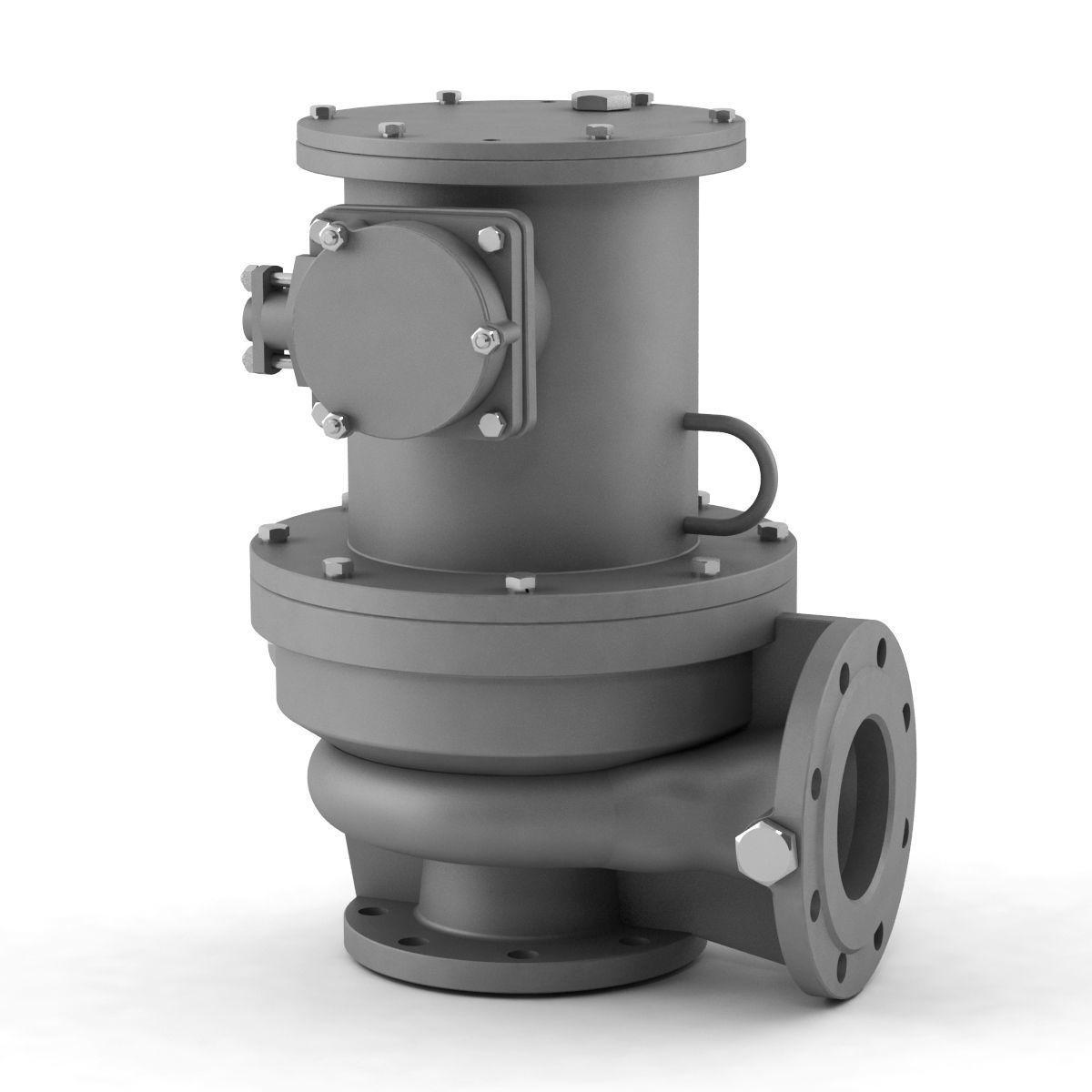 Pump oil centrifugal 2
