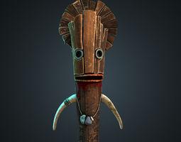 3D model Bloody totem