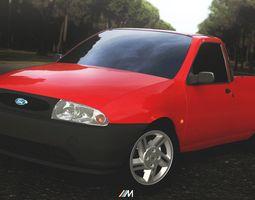 Courier pickup 95-99 3D model