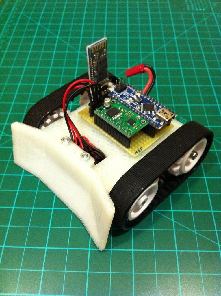 BoboBOT free 3D Model 3D printable STL   CGTrader.com