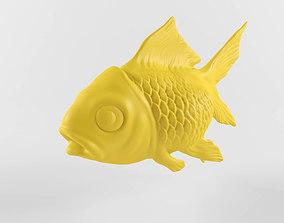 3D Scanned Goldfish