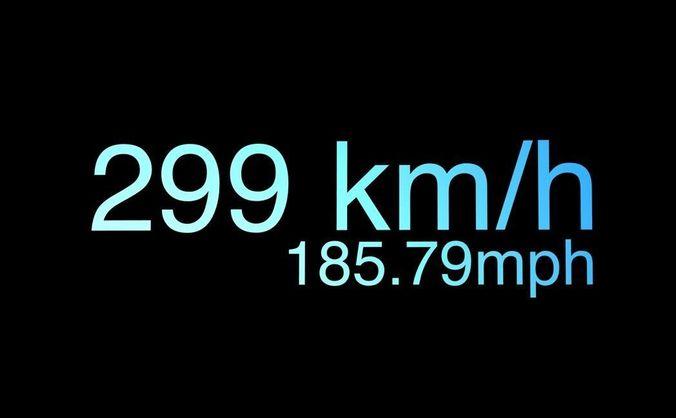 speed tachometer 3d model c4d 1