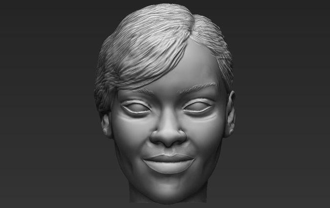 Rihanna standard version only mesh