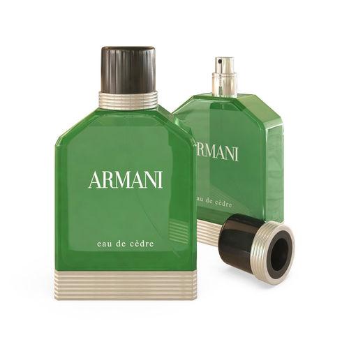 armani eau de cedre perfume 3d model max obj mtl 1