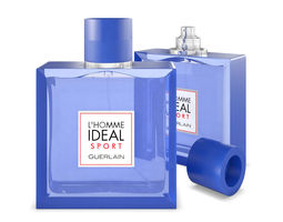 3D model Guerlain LHomme Ideal Sport Perfume