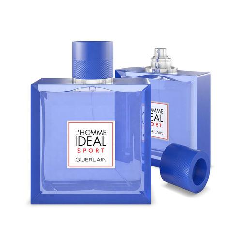 guerlain lhomme ideal sport perfume 3d model max obj mtl 1