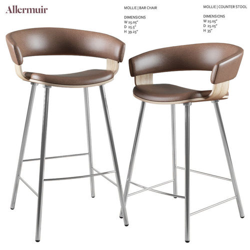 Barstool and Counter Stool Mollie Allermuir