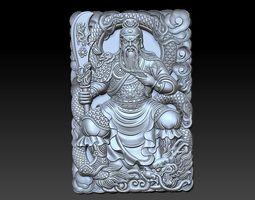 Guangong 3D