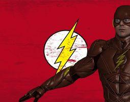 The Flash - Justice League 3D