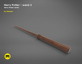 Harry Potter Wand version 2 - Harry Potter 3D print model