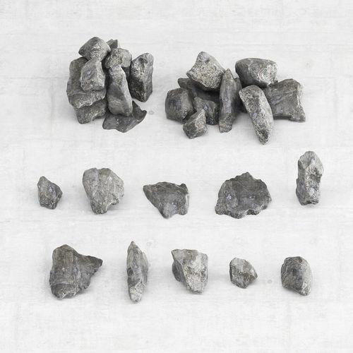 rock stone collection n10 3d model max obj mtl fbx 1