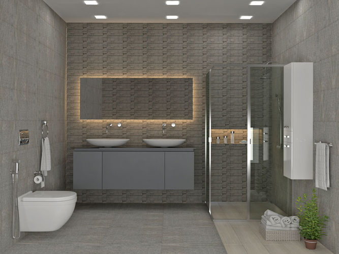 Guest Bathroom 01
