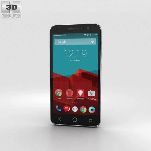 Vodafone Smart Prime 6 Gray