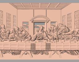 3D printable model Christianity Jesus Christ Virgin Mary 3