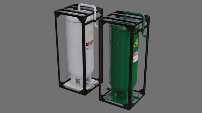 Oil Storage 1A