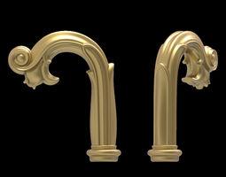 Handle Cane 3D model