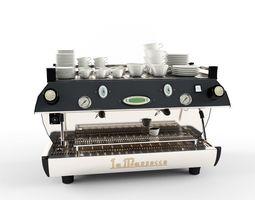 La Marzocco coffee machine GB5 3D