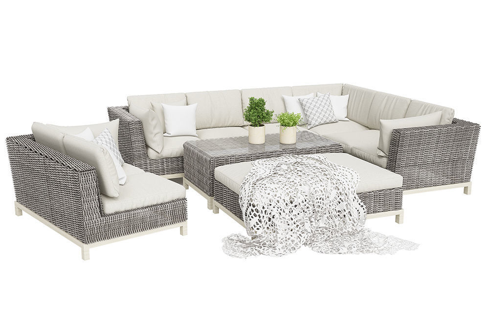 Vicenza Outdoor Furnitures Set