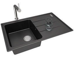 3D furniture Ikea Eskelen Kitchen Sink