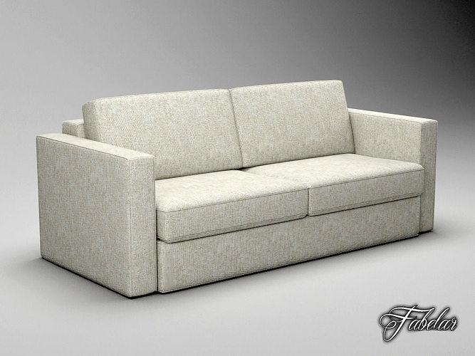 Sofa Free 3d Model 3d Model Max Obj Mtl 3ds Fbx C4d Dae 1 ...
