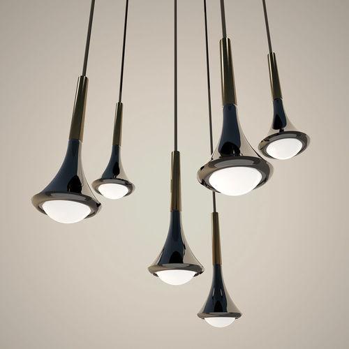 Studio italia design Nautilus Studio Italia Design Rain Lamp 3d Model Cgtrader 3d Studio Italia Design Rain Lamp Cgtrader