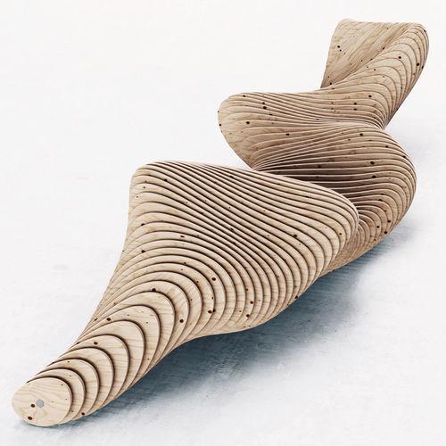 Parametric bench n5