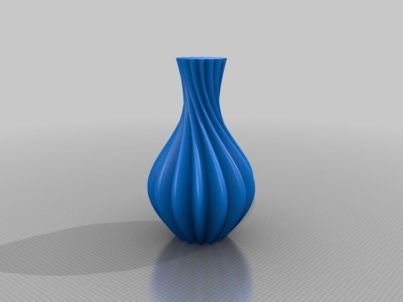 Starelt Vase 3 Free 3d Model 3d Printable Stl Cgtrader Com