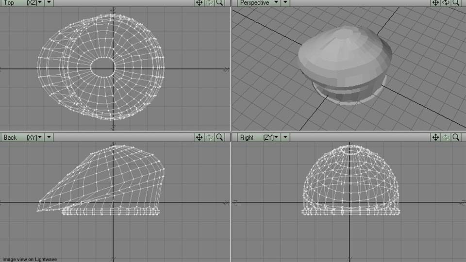 Hat beret 3d model cgtrader hat beret 3d model obj 3ds lwo lw lws stl blend dae 6 ccuart Image collections