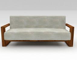 sofa fabric 3D
