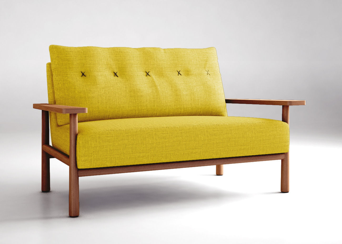 Jardan Archie Sofa Armchair Model Max Obj Mtl 2