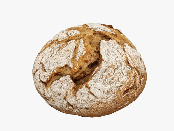Loaf of Bread 003