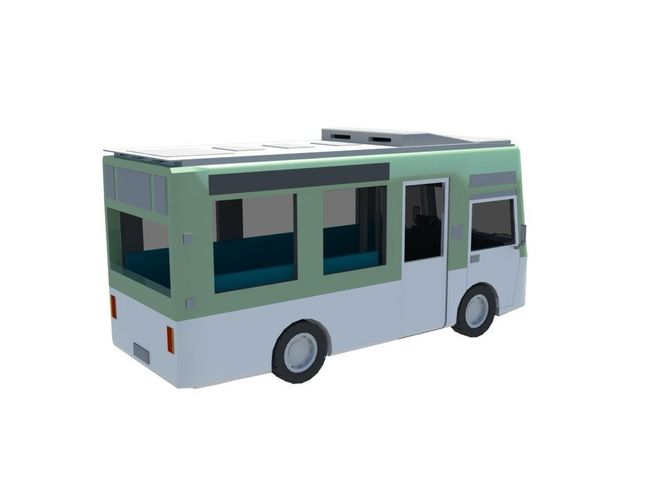 Mini Bus 16 - 18 seater