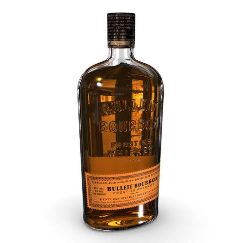 Bulleit Bourbon 75cl Bottle