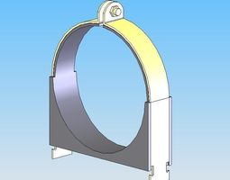 3D model Clamps-Cush-A-Clamp