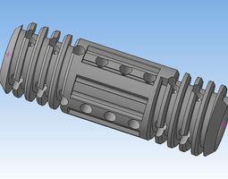 3d print model universal mount