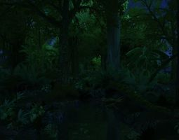 3D Rainforest