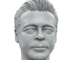 Benicio Del Toro 3D printable portrait